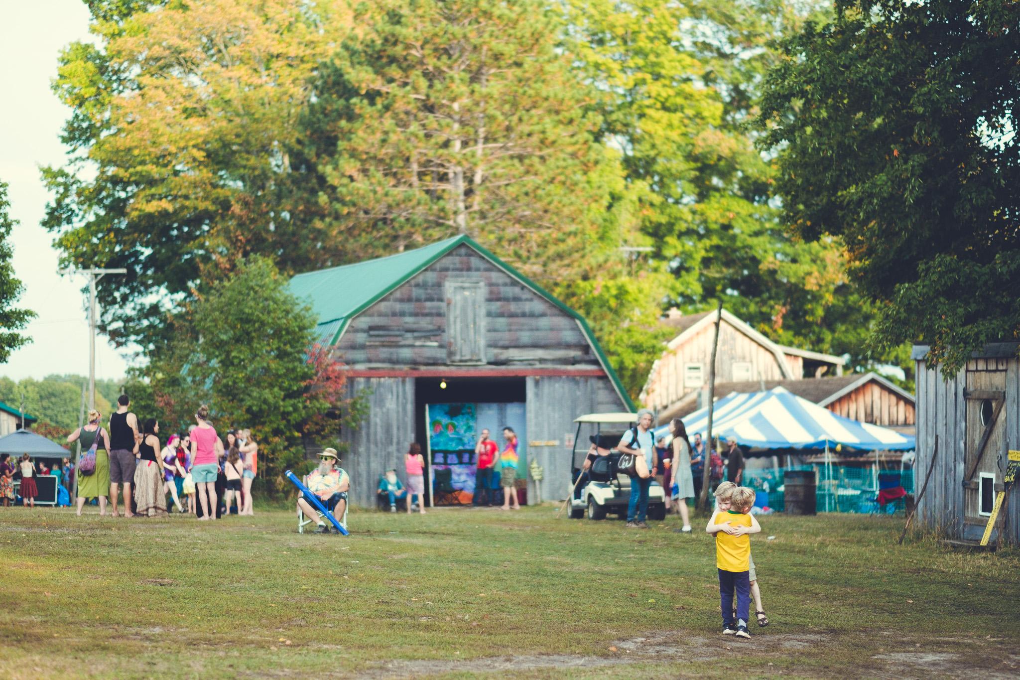 Earthwork Harvest Gathering 2017 - brockit 183322